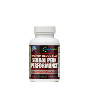Magnum Blood-Flow Sexual Peak Performance™ | GNC
