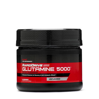 RapidDrive Glutamine 5000- Unflavored | GNC