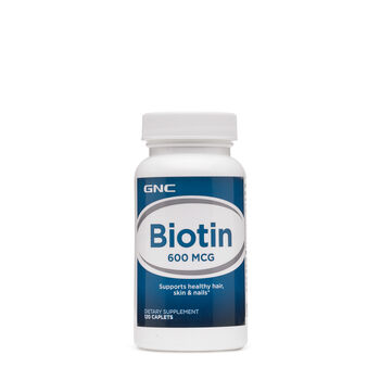 Biotin 600 mcg | GNC