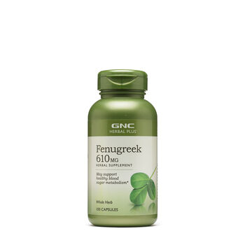 Fenugreek 610mg | GNC