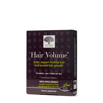Hair Volume Trade Gnc
