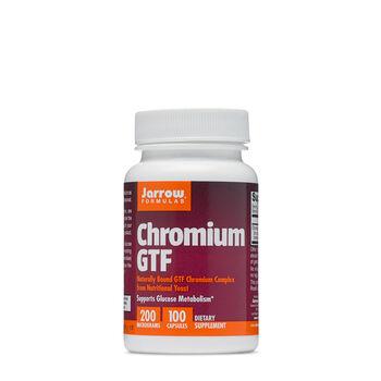 Chromium GTF 200 Micrograms | GNC