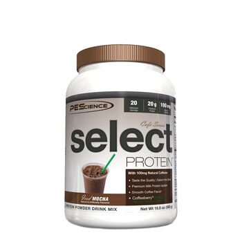 Cafe Series select PROTEIN™ - Iced MochaIced Mocha | GNC