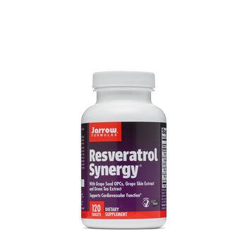 Resveratrol Synergy® | GNC