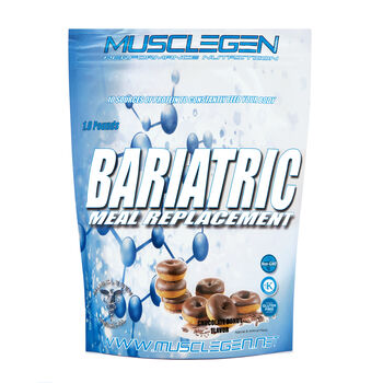 Bariatric Meal Replacement - Chocolate DonutChocolate Donut | GNC