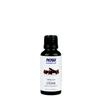 100% Pure Clove Oil | GNC