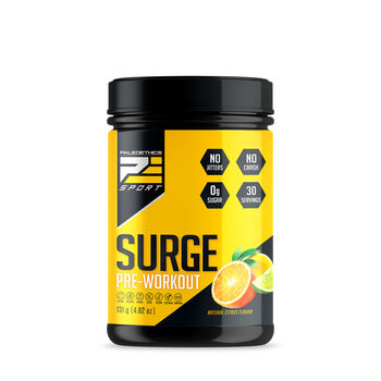 Surge Pre-Workout - CitrusCitrus | GNC