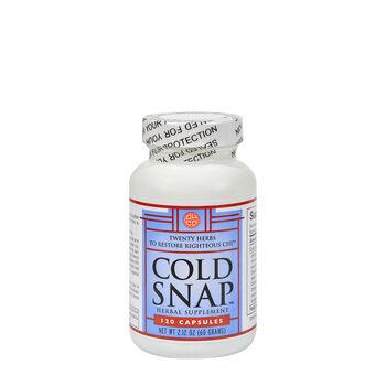 Cold Snap Caps | GNC