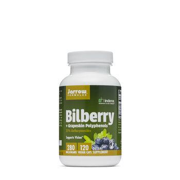 Bilberry + Grapeskin Polyphenols | GNC
