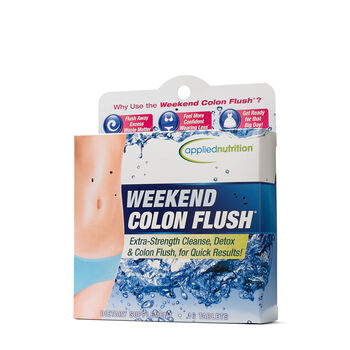 Weekend Colon Flush   GNC