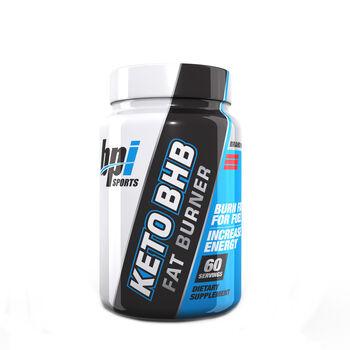 BPI SPORTS Keto BHB Fat BurnerCapsules 60 Servings | GNC