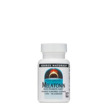 Melatonin 5 MG - Orange | GNC