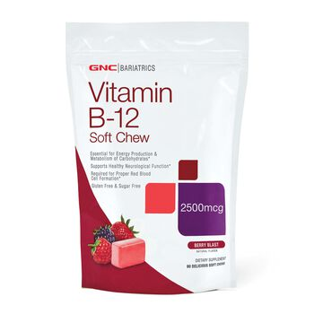 Vitamin B-12 - Berry Blast | GNC