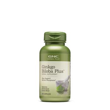 Ginkgo Biloba Plus™ | GNC
