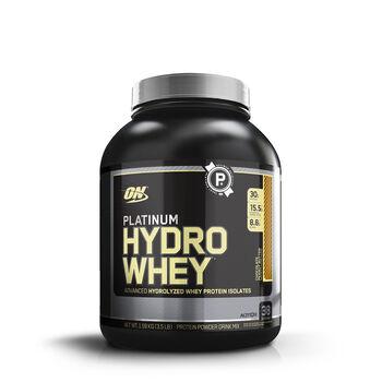 Platinum Hydro Whey® - Chocolate Peanut ButterChocolate Peanut Butter | GNC