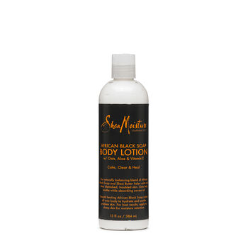 African Black Soap Body Lotion | GNC