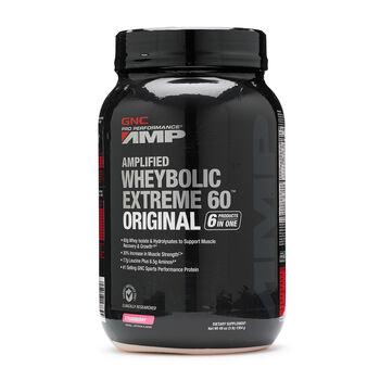 Amplified Wheybolic Extreme 60™ Original - StrawberryStrawberry | GNC