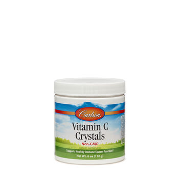 Vitamin C Crystals Non-GMO | GNC