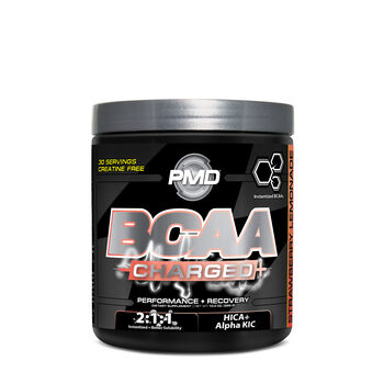 BCAA Charged+ - Strawberry LemonadeStrawberry Lemonade | GNC