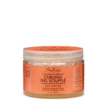Coconut & Hibiscus Curling Gel Souffle | GNC
