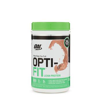 OPTI-FIT™ Lean Protein Shake - MochaMocha | GNC