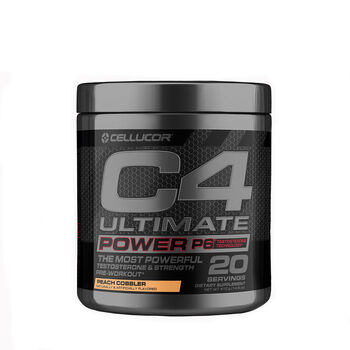 C4 Ultimate® Power P6® - Peach CobblerPeach Cobbler | GNC