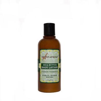 Shea Butter Body Lotion - Lemon Verbena | GNC