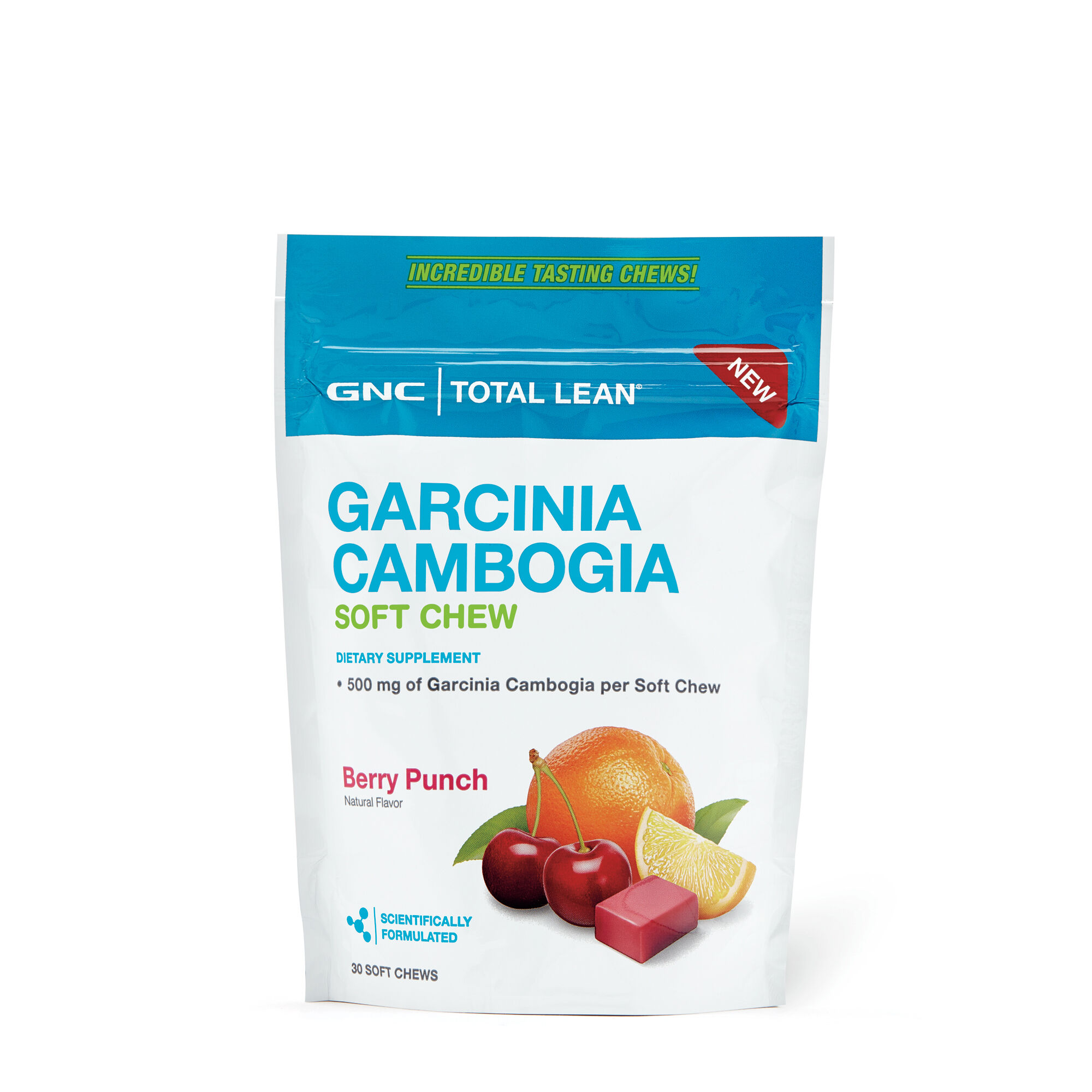 Gnc Total Lean Garcinia Cambogia Berry Punch Gnc