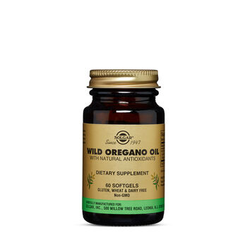 Wild Oregano Oil | GNC