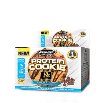 Protein Cookie - Chocolate ChipChocolate Chip | GNC