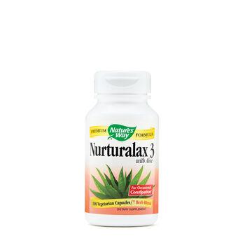 Nurturalax 3 with Aloe | GNC