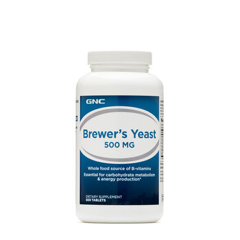 Brewer's Yeast 500 MG | GNC