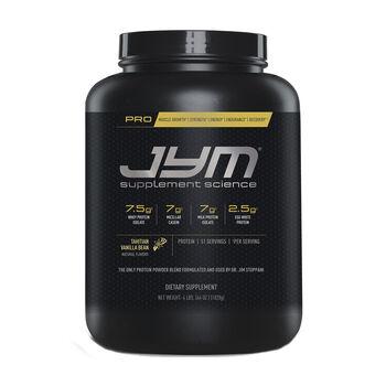 Pro Jym Protein - Tahitian Vanilla BeanTahitian Vanilla Bean | GNC