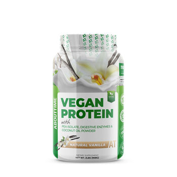 Vegan Protein - Natural VanillaVanilla | GNC