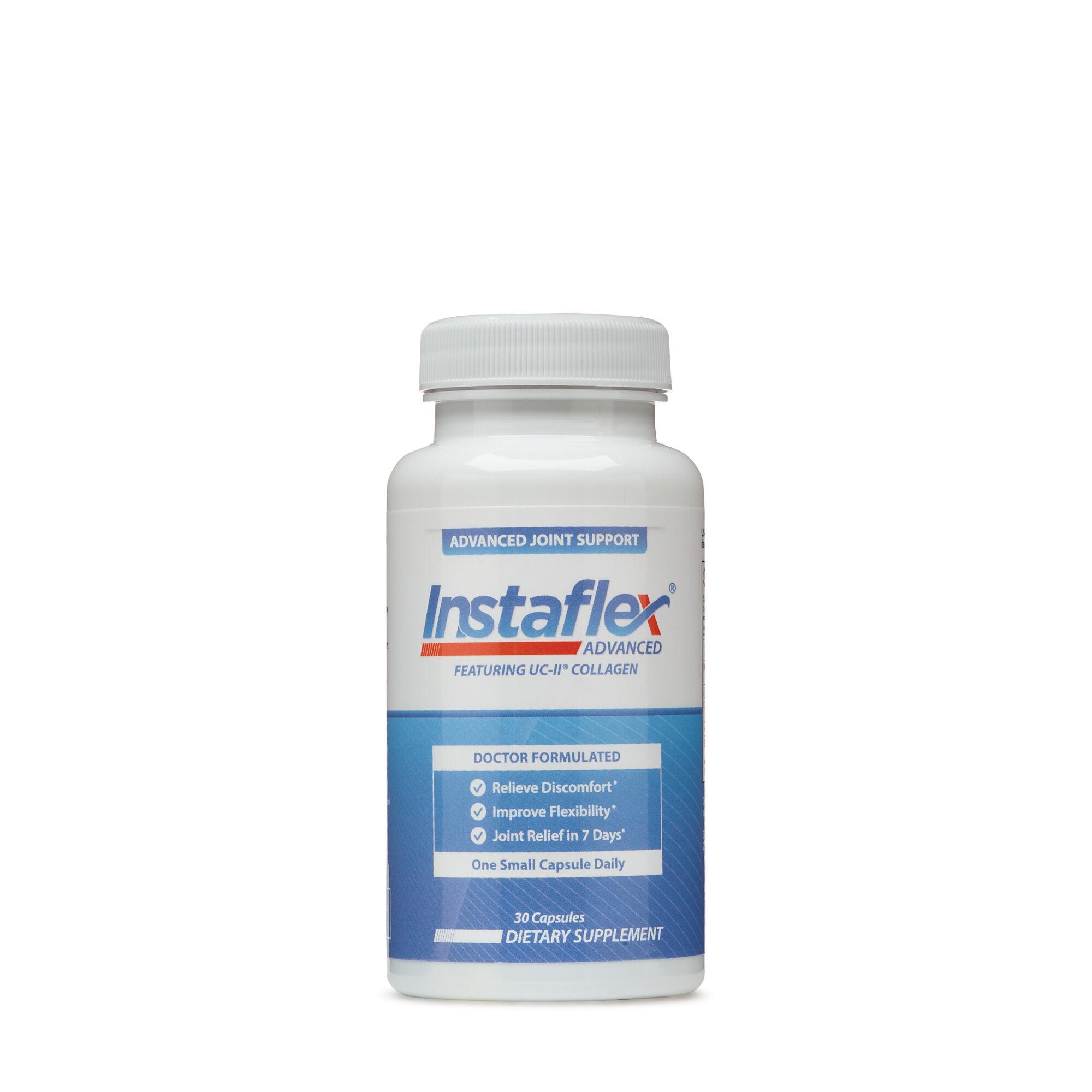 Save 50% on Instaflex Advanced Featuring UC-II Collagen