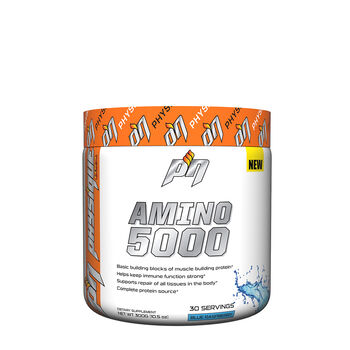Amino 5000 - Blue RaspberryBlue Raspberry | GNC