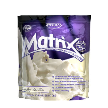 Matrix® - Simply VanillaSimply Vanilla | GNC