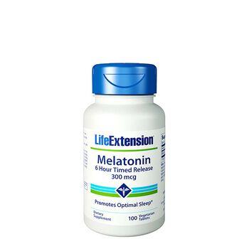 Melatonin Timed Release 300 mcg | GNC
