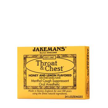 Throat & Chest™ - Honey and Lemon   GNC