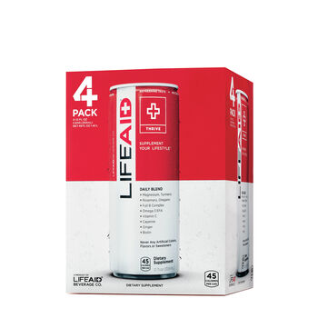 LifeAid® - 4 Pack | GNC