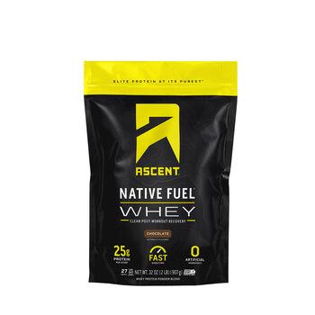 Native Fuel® Whey - ChocolateChocolate | GNC