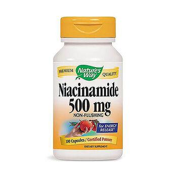 Niacinamide 500mg | GNC