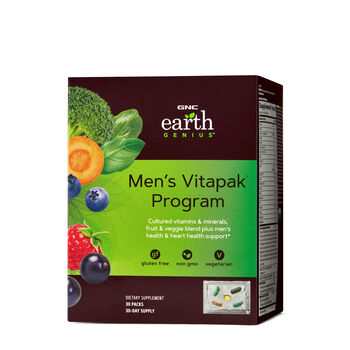 Men's Vitapak Program | GNC