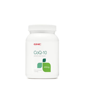 CoQ-10 400mg | GNC