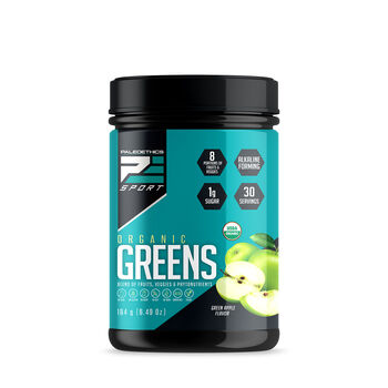 Organic Greens - Green AppleGreen Apple | GNC