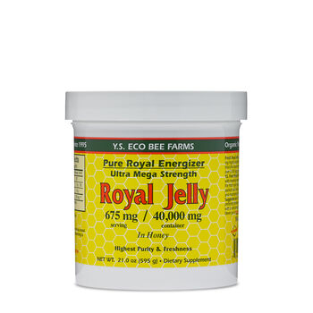 Royal Jelly 675 mg serving - 22,000 mg container | GNC
