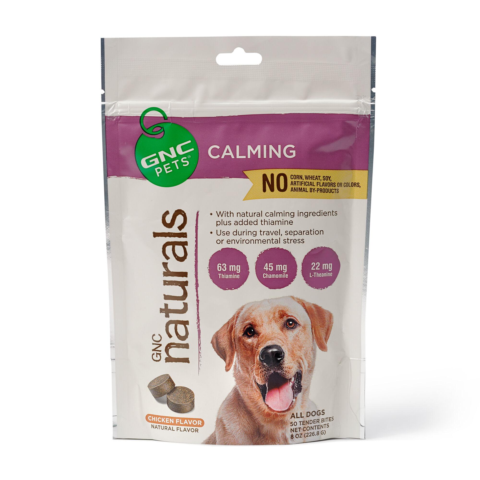 calming dog food