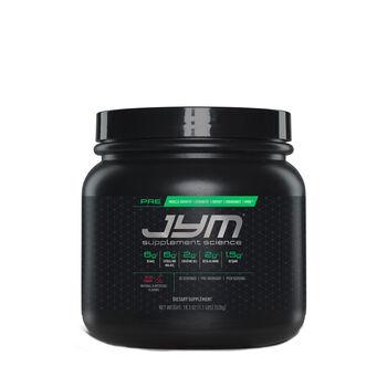 Jym Pre Jym Black Cherry Gnc