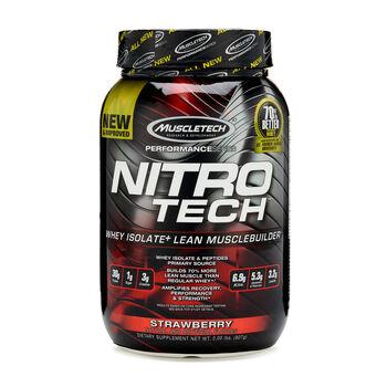 Nitro-Tech™ - StrawberryStrawberry | GNC