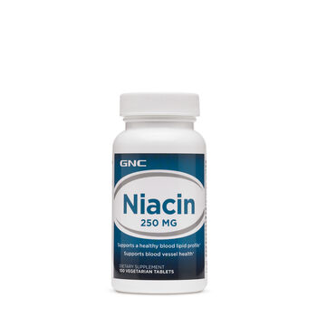 Niacin 250 mg   GNC